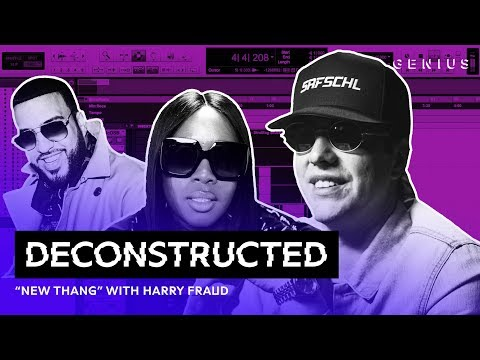 The Making Of French Montana Remy Mas New Thang With Harry Fraud   Deconstructed