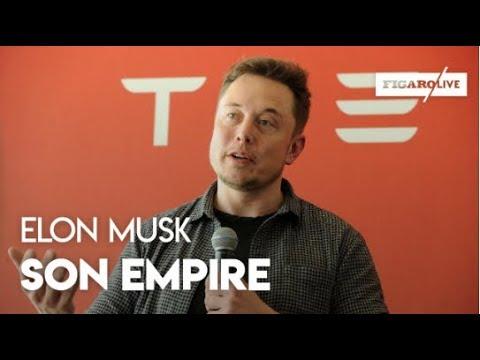 Elon Musk : l'empire d'un homme à la conquête de l'univers