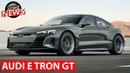DRIVE NEWS: Кто стал чемпионом Rallycross | AUDI E TRON GT | PORSHE 911GT 2 RS