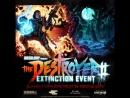 Dieselboy - THE DESTROYER 2 - Extinction Event