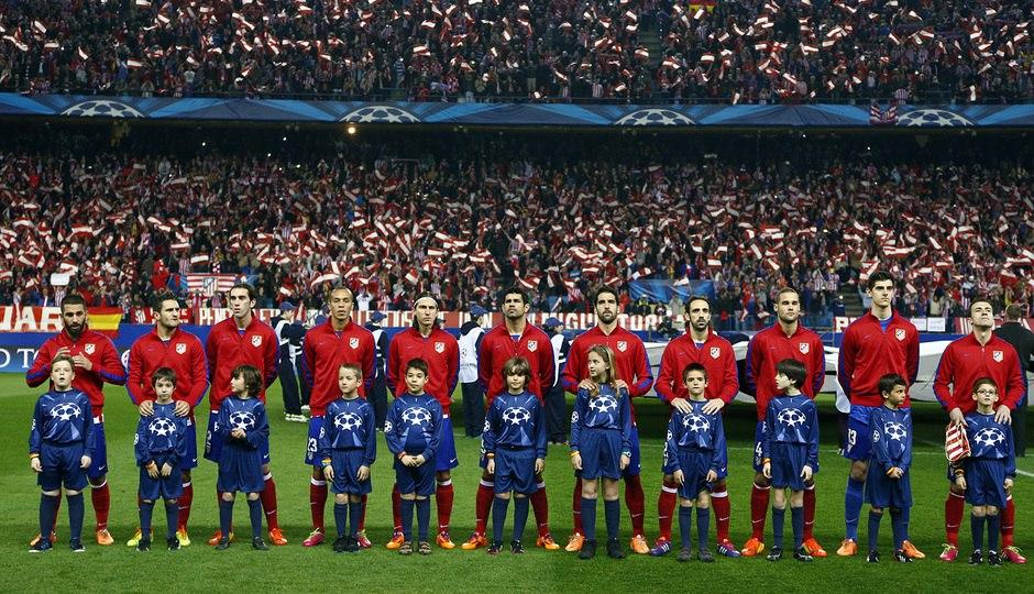 «Реал Мадрид» и «Атлетико» лидируют в рейтинге УЕФА