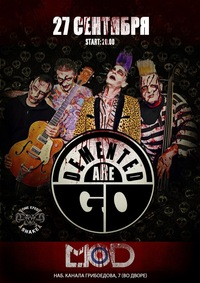 27/09-  Demented are go@ Mod