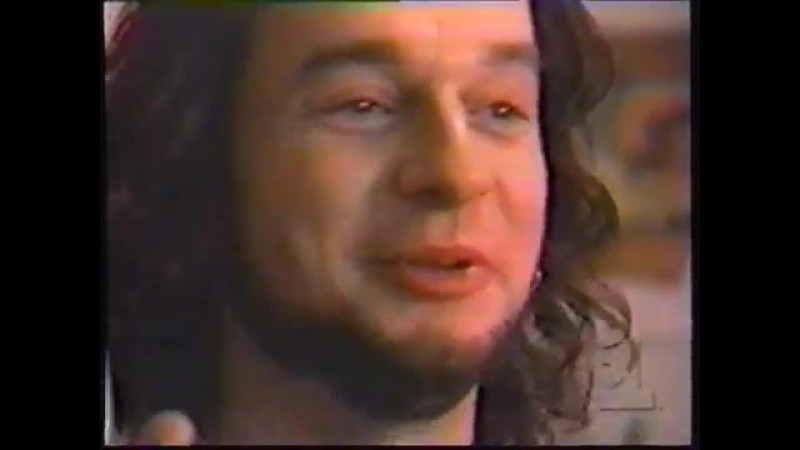 Depeche Mode _ Dave on a fashion show, VH1 1994