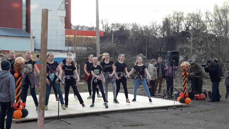 Хореографическое отделение Образцовый хореографический ансамбль Феникс ДШИ Элегия