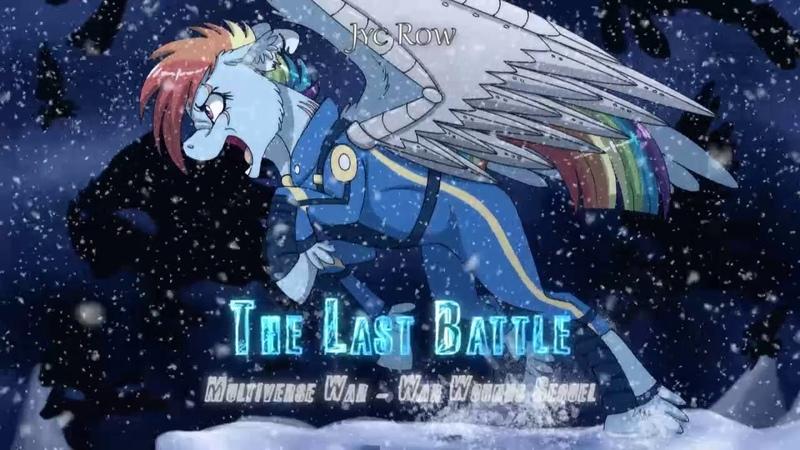 Jyc Row - The Last Battle {Multiverse War War Wounds Sequel}