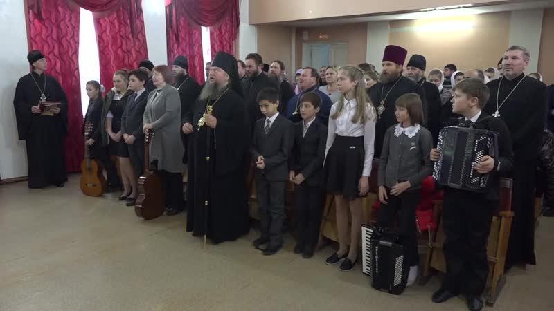 Сердобск ТВ - Закрытие V епархиальных Рождественских чтений