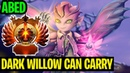 Dark Willow Can Carry In The Highest Bracket Abed Dota 2