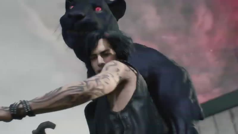 Devil May Cry 5 - NEW Gameplay Trailer (2019) PS4_Xbox One_PC