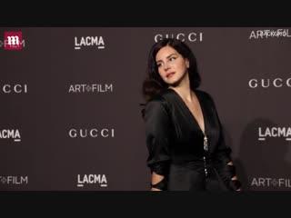 Лана Дель Рей на гала-вечере LACMA Art + Film Gala