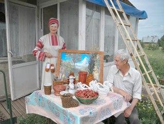 В родовом поселении в Серебряном Бору. http://www.belpressa.ru/news/news/v-belgorode-proshyol-mezhdunarodnyj-sezd-rodnoj-partii/