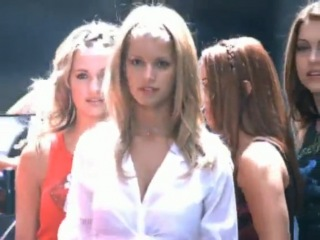 Jessica Simpson - I Think I m In Love With You HD 2003 год
