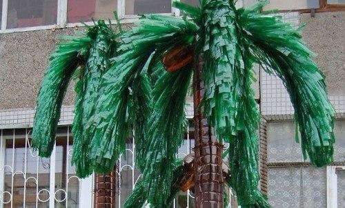 Дом своими руками пальма