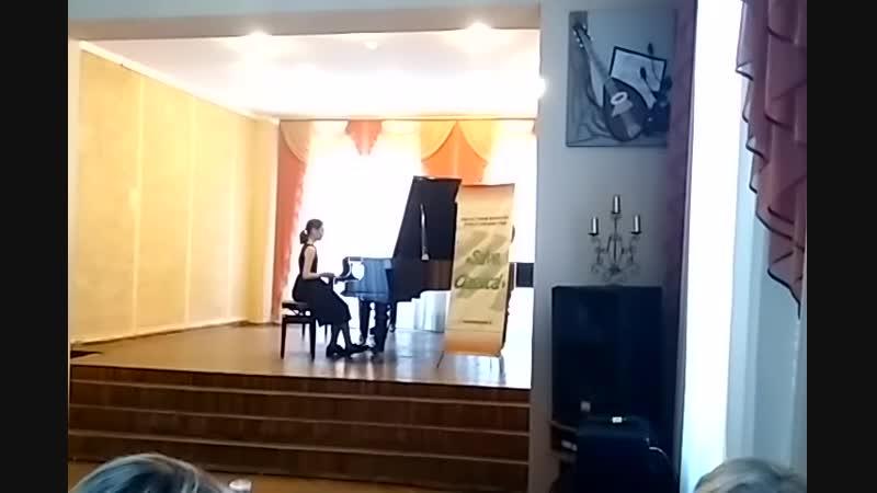 2018 сальве ,классика. Шинкарева Александра