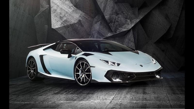 Need for Speed Payback - Lamborgini Huracan - Turquoise Breeze Edition