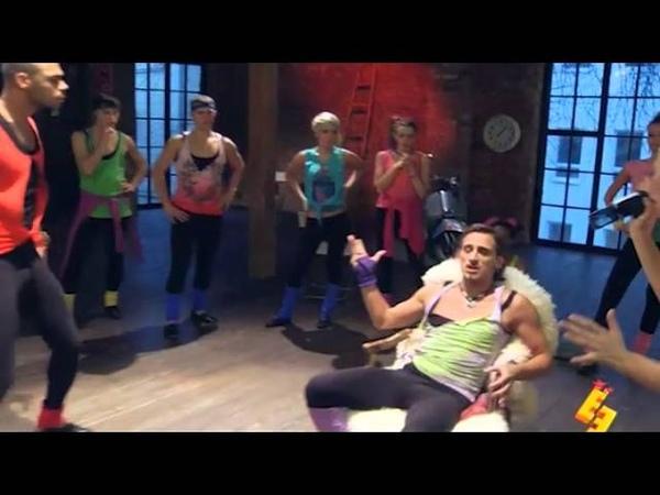 ДаЁшь МолодЁжь! - Школа танцев Алекса Моралеса - Обращение к президенту