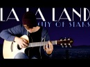 City of Stars (La La Land) - Ryan Gosling Emma Stone - Fingerstyle Guitar Cover