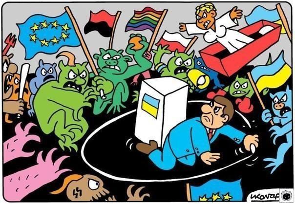 """Президент Европарламента: """"Российского кредита для Украины хватит до 2015 года"""" - Цензор.НЕТ 4453"""