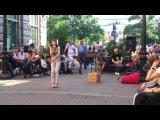 IOWA - Простая песня, Street version @СПб июль 2011