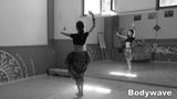ATS Slow Moves Camel Walk - 2 variations АТС словарь @ dance vocabuary