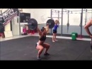 lift & carry; why I love crossfit with Kortney Olson