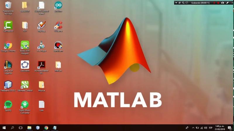 Descargar MatLab 2018 Full 1 Link Drive