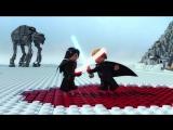 LEGO Star Wars - Звёздные ВОйны: Последние Джедаи за две минуты
