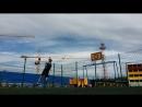 27 Футбольная вырезка