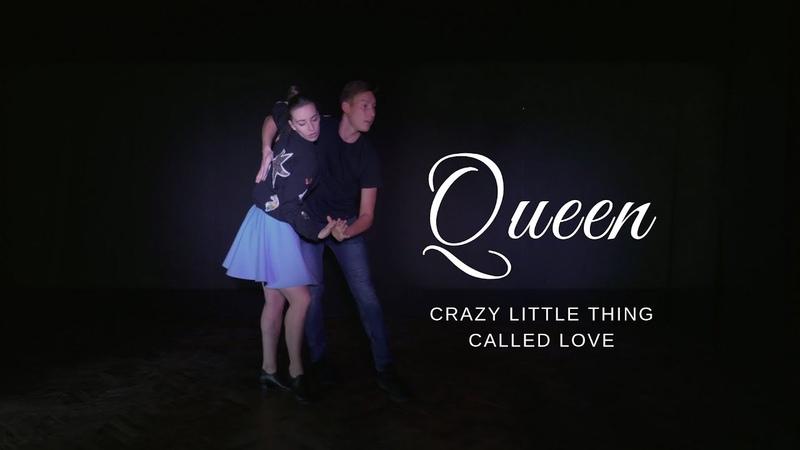 QUEEN 🔥Pierwszy Taniec na Rockowo Crazy little thing called LOVE | Wedding Dance Choreography