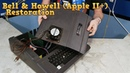 Bell and Howell Apple II Restoration