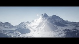 Snow Mountain (Unreal Engine World Machine)