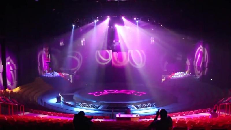 Цирк одна из лучших инсталяции вложена душа!