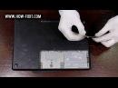 MacBook A1181 (A1185) обратная сборка ноутбука от how-