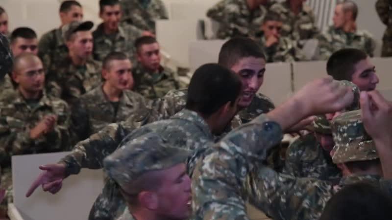 Աստված օրհնի հայ զինվորներին։ Նուբարաշենի N զորամաս- Մաս 2