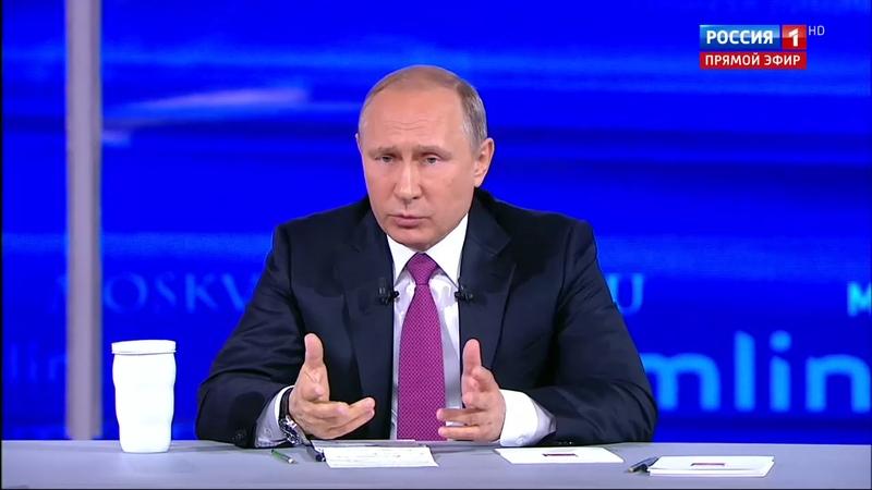 Новости на Россия 24 • Путин - жителю Киева: мы стараемся никого не мазать черной краской