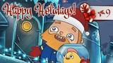 Мультик в Новый Год и Рождество #09 Bad Advice - Happy Holidays!