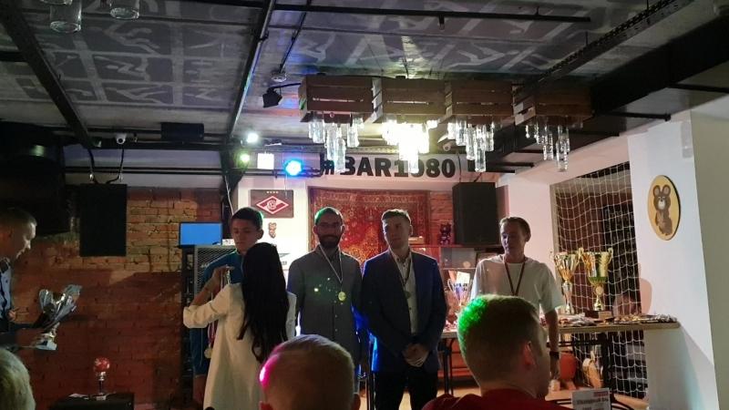 NFG United Победитель Буферного дивизиона Лиги Бутово 17/18