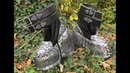 DIY Platform Boots Emma Bloom from Miss Peregrine's Home For Peculiar Children