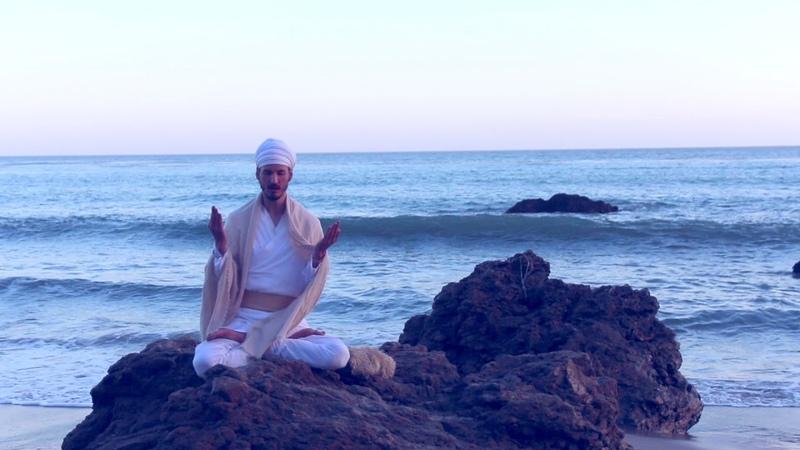 Sat Narayan Haree Narayan - Water element meditation and emotional balance