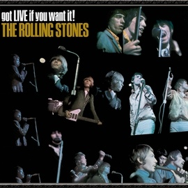 The Rolling Stones альбом got LIVE if you want it!