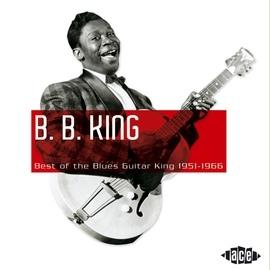 B.B. King альбом Best Of The Blues Guitar King 1951-1966