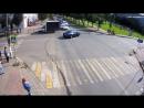 Авария в Серпухове.