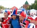 Открытие фан-зоны в Нижнем Новгороде и первый матч сборной России на ЧМ2018