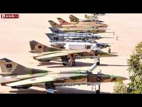 Soviet MiG fighter jets play decisive role in settling Libyan conflict