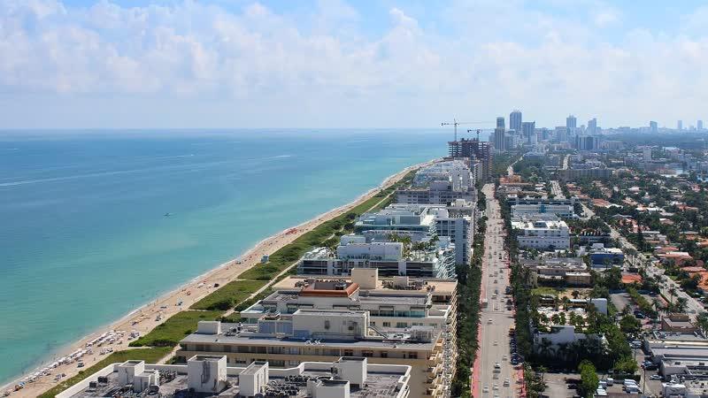 Флорида, Майами, отель The St Regis Bal Harbour Resort