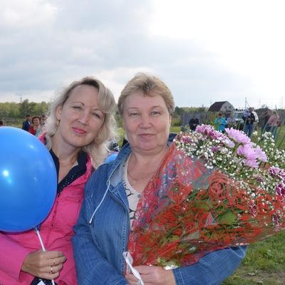 Людмила Курашкина, 12 апреля , Москва, id227184601