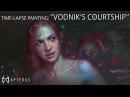 Speed painting: ''Vodnik's courtship''