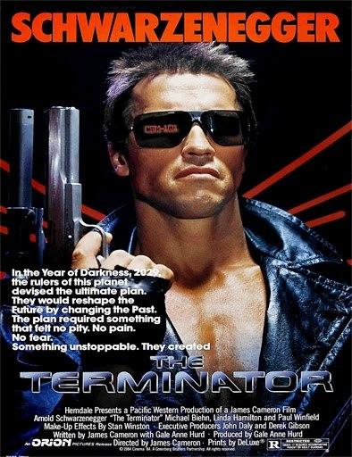 Terminator (1984) - Latino