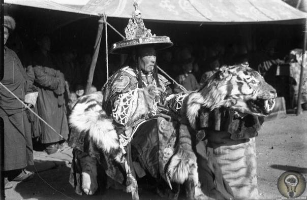 Советская Монголия.
