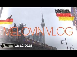 MELOVIN VLOG (BERLIN CONCERT)