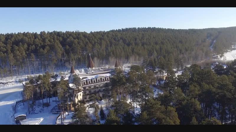 Спа Отель FonGrad озеро Тургояк